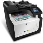 HP ColorLaserJet Pro CM1415fn
